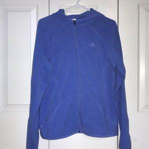 Blue ClimaWarm Adidas Jacket